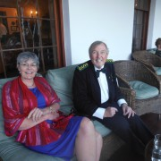Diana Jespersen The Chevalier Tony Stubbs