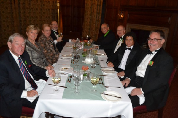 The South African Grand Bailiwick held a Vigil and Investiture at St Michael and All Angels on 30 and 31 October respectively, followed by a dinner held at the Cape Town Club.