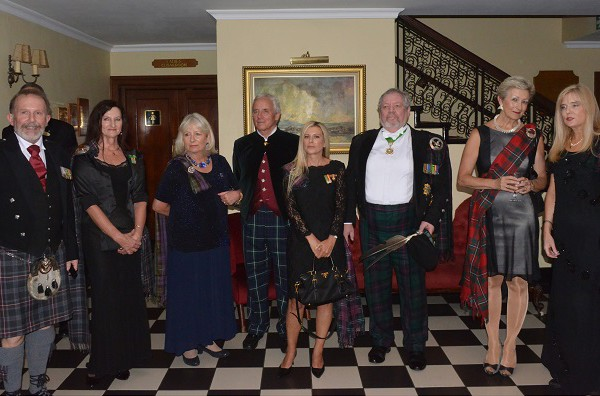 Cape Town Burns Supper Club Fundraiser