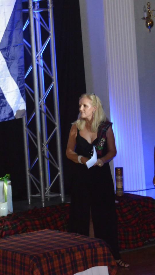 Cape Town Burns Supper Club Fundraiser