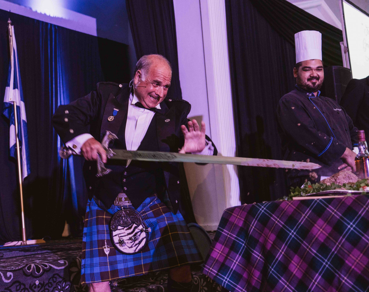 15 – Theme Dinner Beats Previous Fundraising Record